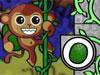 小猴扔水果