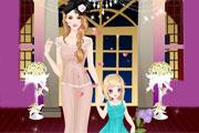 妈妈和宝贝公主