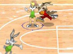 兔八哥疯狂篮球赛