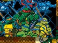 忍者神龟拼图