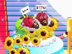 蛋糕/华丽的婚礼蛋糕