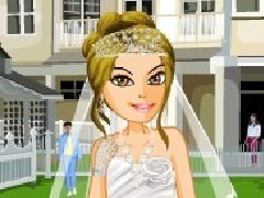 户外公园婚礼