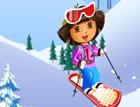 朵拉跳台滑雪