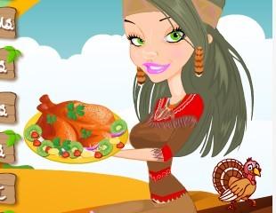 莎拉的感恩节