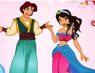 阿拉丁与公主