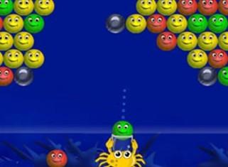 螃蟹泡泡龙