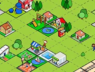 建设快乐家园