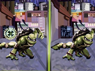 忍者神龟来找茬