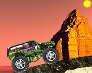山地怪物卡车
