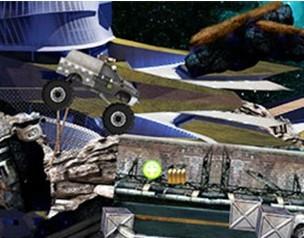 怪物卡车太空之旅