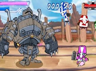 粉红超级战士
