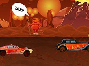 地狱出租车无敌版