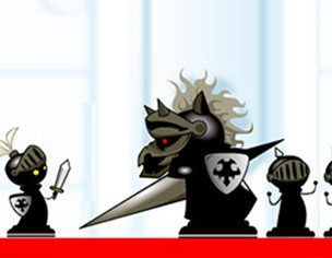 黑白棋战士