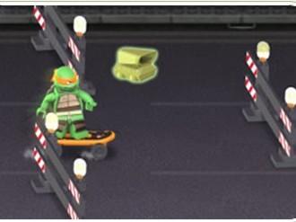 乐高忍者龟救援
