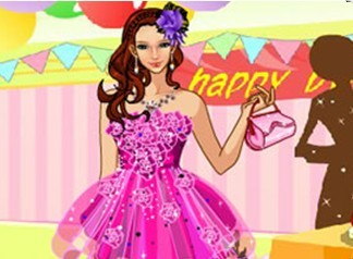 生日派对女孩