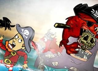 恐怖食人鱼之海盗惊魂