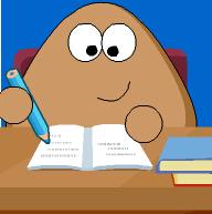 土豆君教室偷懒