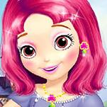 索菲亚公主化妆
