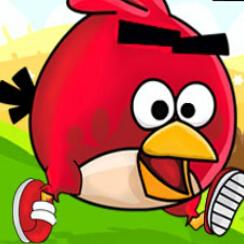 奔跑吧愤怒的小鸟
