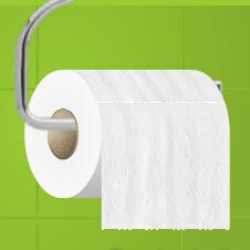 狂抽卫生纸