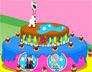 雪宝的生日蛋糕
