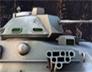 机甲坦克雪地出击