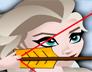 艾莎女王射箭