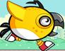 奔跑的小鸟