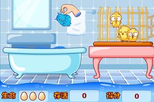 帮小鸡洗澡澡中文版