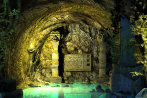 逃出神秘古墓2