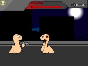 蠕虫战斗2