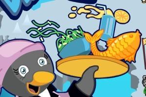 企鹅餐厅2_马达加斯加的企鹅2_仙企鹅