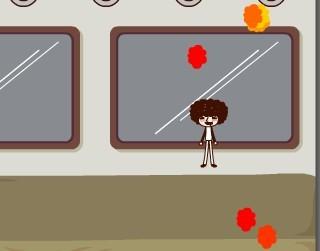 地铁笨蛋小游戏