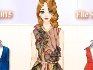 2015艾莉萨博时装