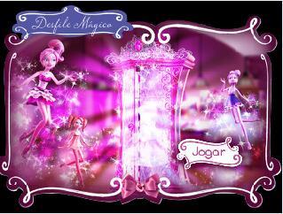 为芭比公主做魔法裙