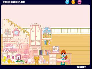粉红糖果屋