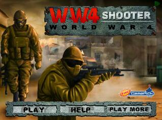 世界大战4无敌版