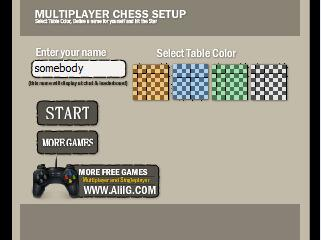联机国际象棋