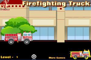 急救消防汽车