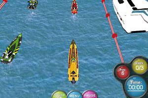 3D赛艇竞速赛