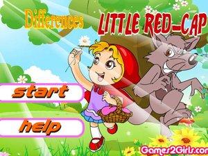 小游戏 小红帽/小红帽大灰狼