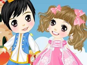 小公主与王子